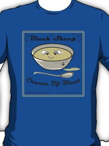 Black Sheep Cream Of Bleat T-Shirt