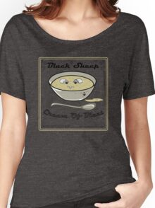 Black Sheep Cream Of Bleat Women's Relaxed Fit T-Shirt