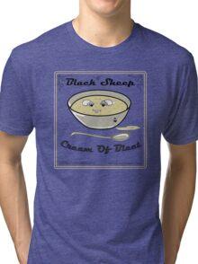 Black Sheep Cream Of Bleat Tri-blend T-Shirt
