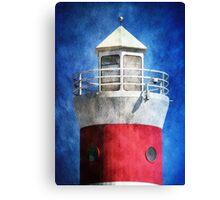 Private Lighthouse Canvas Print