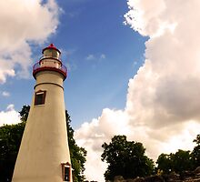 Marblehead Lighthouse by SRowe Art