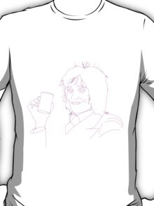 Rod Stewart of The Faces T-Shirt