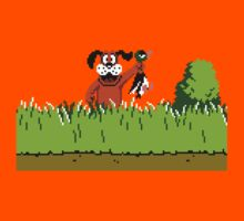 Duck Hunt Dog with Duck Kids Clothes