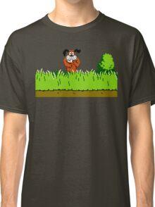 Duck Hunt Dog laughing Classic T-Shirt