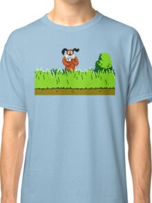 Duck Hunt Dog laughing Classic T-Shirt