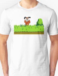 Duck Hunt Dog laughing T-Shirt