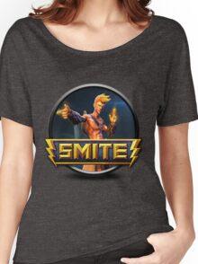 Smite Apollo Logo Women's Relaxed Fit T-Shirt