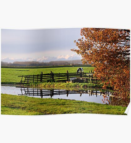 The Dutch mountains Poster