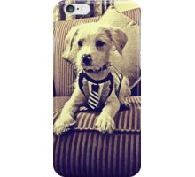 Classy Pup Pup iPhone Case/Skin