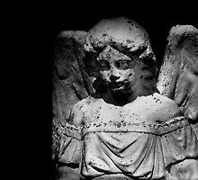 In heaven an angel is nobody in particular.... by Denis Marsili - DDTK