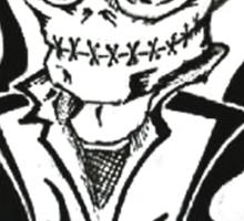 Rockabilly Voodoo Sticker