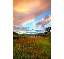 Alabama Sunset Photographic Print