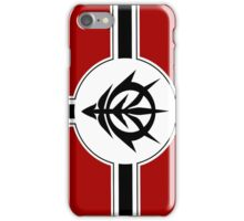 Zeon  iPhone Case/Skin