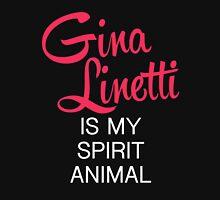 Gina Linetti is my spirit animal (white font) T-Shirt