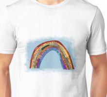 I Can Sing A Rainbow Unisex T-Shirt