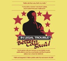 Better Call Saul by JoshL09