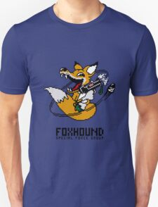 Fox Hound Unisex T-Shirt