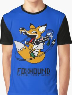 Fox Hound Graphic T-Shirt