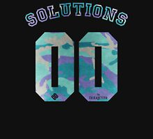 99 problems? 00 solutions! *Grape* Unisex T-Shirt