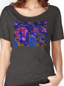 Dimensional Illusion Women's Relaxed Fit T-Shirt