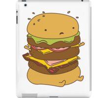 Burger Got Back iPad Case/Skin