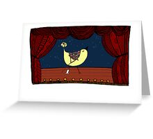 Break A Leg! Greeting Card