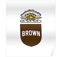 Chocolate Town University (Ween T Shirt) Poster