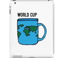 World Cup iPad Case/Skin