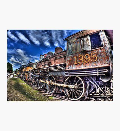 Coopersville & Marne Railway: Coopersville, Michigan Photographic Print