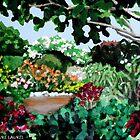 Plein Air in the Garden by signaturelaurel