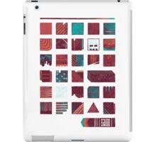 Swatches iPad Case/Skin