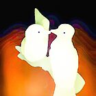 Love Birds by Tina Vaughn