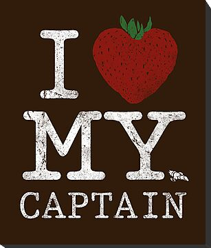 I Love My Captain by Justyna Dorsz