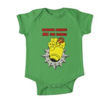 Tabletop gaming - always angry, all the time - powerfist One Piece - Short Sleeve