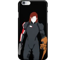 Commander Shepard - Mass Effect 3 iPhone Case/Skin