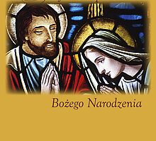 Polish Christmas Blessing  by SandraRose