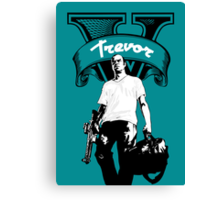 GTA 5 - Trevor Canvas Print