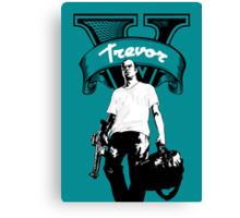 GTA 5 - Trevor Canvas Print