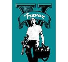 GTA 5 - Trevor Photographic Print