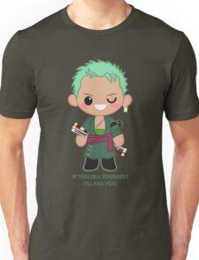Cute  Roronoa Zoro Unisex T-Shirt