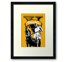 GTA 5 - Franklin Framed Print