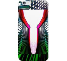 Mirrored Manifestions iPhone Case/Skin