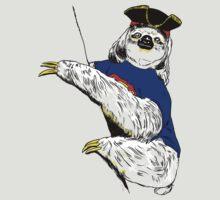 Sloth Love Trunk by BlinkNegative