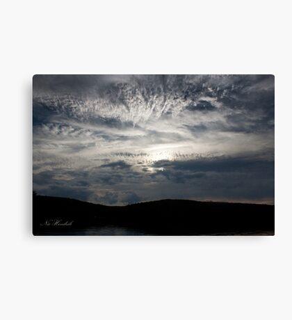 Suprise Sky Canvas Print