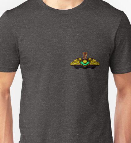Super Metroid Varia Samus Unisex T-Shirt