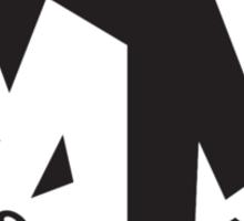 Massive Dynamic Logo Sticker