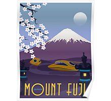 Race to Mount Fuji Poster