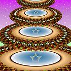 Tut67#6:  Starry, Starry, Starry Night (G1457) by barrowda