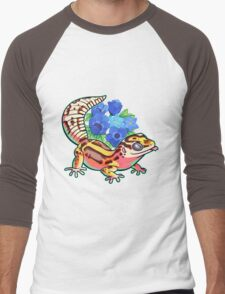 Bold gecko Men's Baseball ¾ T-Shirt