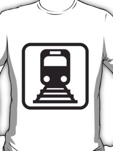 Train Logo T-Shirt